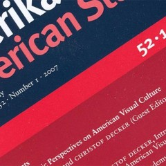 American Studies – A Quarterly